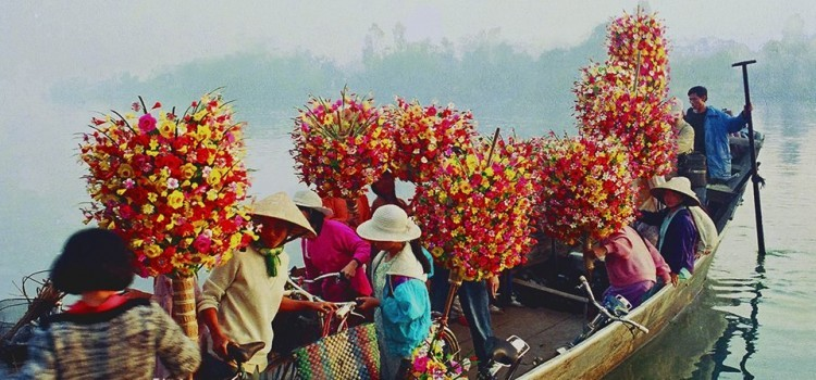 Thanh Tien Paper Flower Village – Hue spiritual beauty