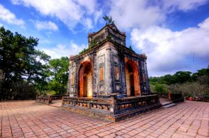 Hue royal monuments